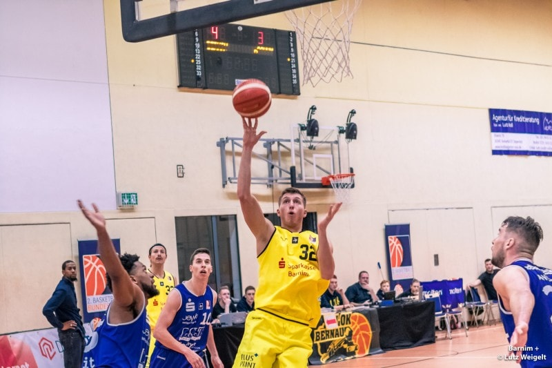Robert Glöckner erzielte mit neun Punkten eine neue Saisonbestleistung